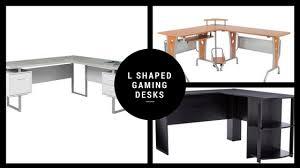 L Gaming Desk 10 Best L Shaped Gaming Desks 2018 Techanimate