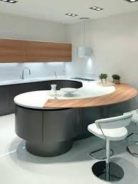 ilot cuisine avec table coulissante table coulissante cuisine incroyable ilot cuisine avec table
