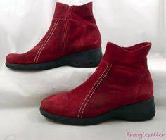 womens ankle boots size 9 well worn s boots size 9 vintage skecher chunky grunge