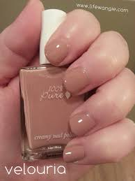 100 pure nail polish review from life with angie angie