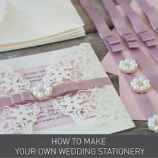 how to make a wedding invitation make your own wedding invitations wedding ideas