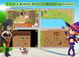 Harvest Moon Tale Of Two Towns Main Dish - harvest moon seeds of memories by natsume inc page 6 touch