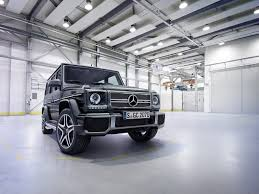 mercedes g classe 2016 mercedes g class gets engines suspension and