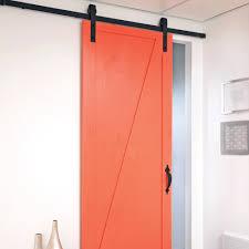 comment poser une porte de chambre en installer une porte coulissante sur rail comment poser de