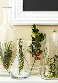 How To Decorate A Mantel For Christmas 50 Gorgeous Holiday Mantel Decorating Ideas Midwest Living
