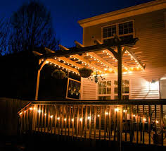Outdoor Pergola Lights by 47 Best Patio Images On Pinterest Garden Ideas Outdoor Spaces