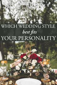 wedding flowers quiz quiz which wedding style best fits your personality junebug