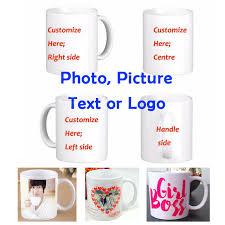 aliexpress buy diy photo coffee mug printing custom picture