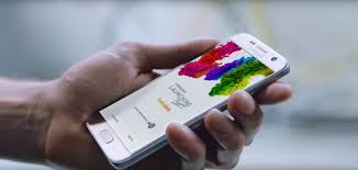 Blind People Phone Samsung Has Just Announced A New App To Support Color Blind People