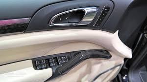 Porsche Cayenne Interior - 2016 porsche cayenne turbo s exterior and interior walkaround 2015