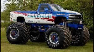throttle monster trucks