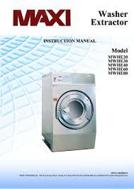 Manual Clothes Dryer Mwhe Manual