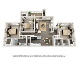 3 room flat floor plan 1 and 2 bedroom apartments for rent the arbors at brookfield