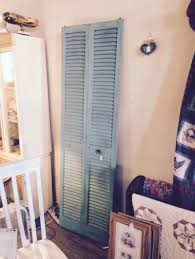 Shabby Chic Curtains For Sale by Shabby Chic Bifold Door Turquoise For Sale In Lockhart Tx