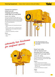 cmco hoisting products simplebooklet com