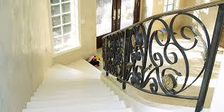 Iron Banister Ap Iron Design Wrought And Ornamental Iron Works Everett Ma