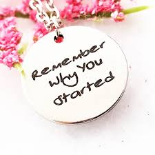 inspirational jewelry gifts crossfit gifts crossfit charm necklace remembered why you