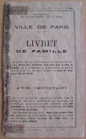 dossier mariage civil tã lã charger livret de famille wikipédia