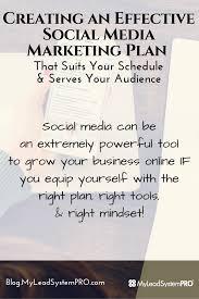 Plan Social Media Create A Powerful Social Media Marketing Strategy In 7 Easy Steps