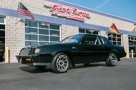 Buick Grand National Car 1985 Buick Grand National Fast Lane Classic Cars