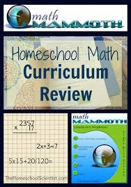 math mammoth homeschool math curriculum review the homeschool