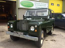 land rover classic lifted independent land rover vehicles specialist steve toyer cornwall