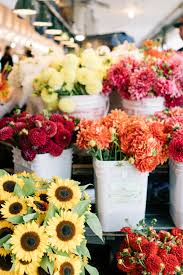 seattle flowers fresh flowers at pike s place markets seattle wa travel