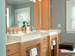 Bathroom Bench Storage by Bathroom Flat Panel Cabinets Solid Surface Countertops Corner