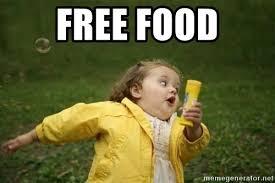 Free Food Meme - free food meme 28 images free food did someone say free food