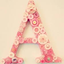 Letter Decorations For Walls Best 25 Decorated Wooden Letters Ideas On Pinterest Decorated