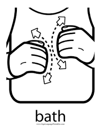 Bathroom Sign Language Bathroom Sign Language 28 Images Posters Thecolorfulclassroom