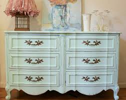 Shabby Chic Dressers by French Provincial Dresser Etsy