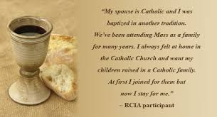 wedding quotes catholic rcia