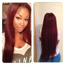 Light Burgundy Hair 27 Best Hair Images On Pinterest Beautiful Black And Black Girls