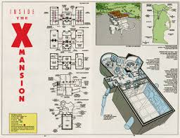 Hatley Castle Floor Plan How Does X Men U0027s Charles Xavier Leave His Own House Kotaku