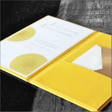 Invitation Pocket Invitation Pocket Folders