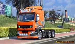 renault premium 2013 renault premium tuning v1 0 by ets2mod for ets 2 download game