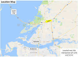 Bradenton Fl Zip Code Map by Palmetto Florida Zip Code Map My Blog