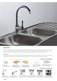 franke sink accessories chopping board inset sinks by gruppo franke issuu