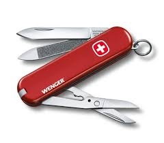 Wenger Kitchen Knives Wenger In Red 0 6423 91