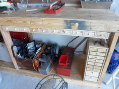 Wbsk Workbench Google Search Garage Pinterest Diy by Heavy Duty Workbench Diy Done Right 01 Pinterest Heavy