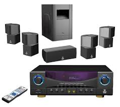 home theater wireless speakers amazon com pyle home pt598as 5 1 channel 350 watt home theater