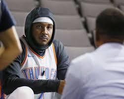 Carmelo Anthony Bench Press Carmelo Anthony Knicks Had Melo Deal With Rockets U0027done