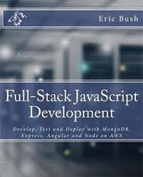 best node js books best full stack development books
