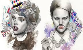 artist of the month south korea illustration artist so hyeon kim