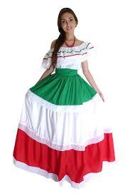Flag Dress Mexico Flag Bird Artcommission Me