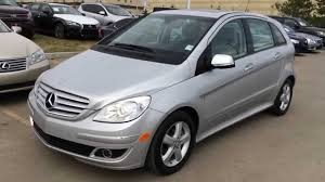 2007 mercedes b200 review pre owned silver on grey 2008 mercedes b class 4dr hb review