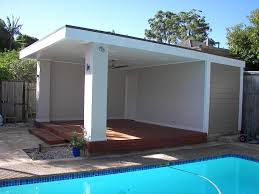 Cabana Pool House Two Post Steel Pool Shelter Google Search Ideas For The Pool