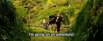 Adventure Meme - hobbit adventure gifs get the best gif on giphy