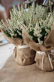 burlap wedding ideas 12 burlap wedding decor ideas burlap plants and wraps